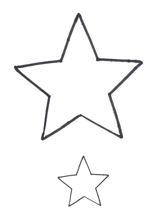 Star Shapes And Patterns