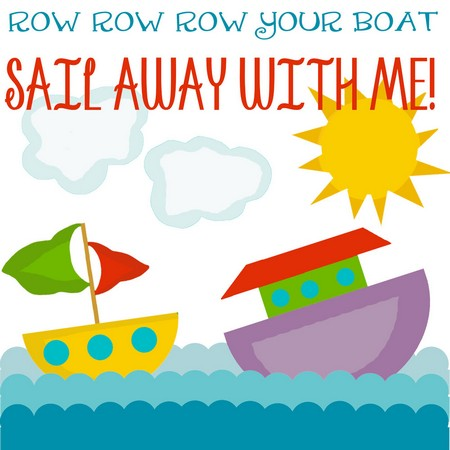 Row Row Row Your Boat Applique Patterns